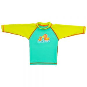 Playera Natación Patitos